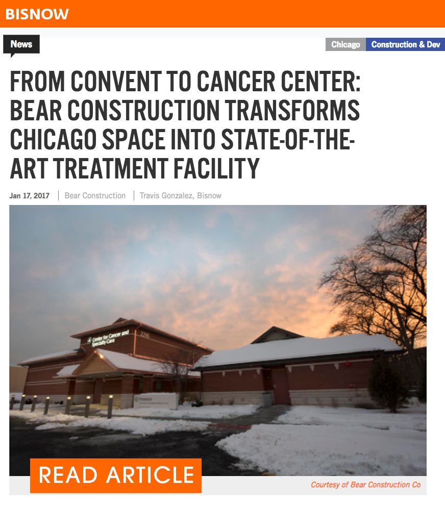 BEAR CONSTRUCTION COMPANY IN BIZ NOW NEWS ONLINE